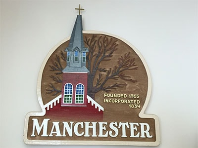Manchester Plaque