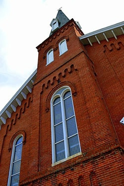 Trinity United Church of Christ in Manchester, Maryland