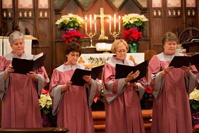 Trinity UCC Choir