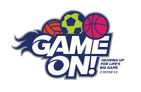 VBS Game On Logo