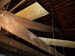 Split and Cracked Truss